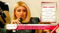 Esra Erol'la programında İranlı Seba'dan ağlatan yorum Haberi