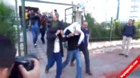 Tek Bacağıyla Yabancı Uyruklu Kadınlara Fuhuş Yaptırdı! / Antalya