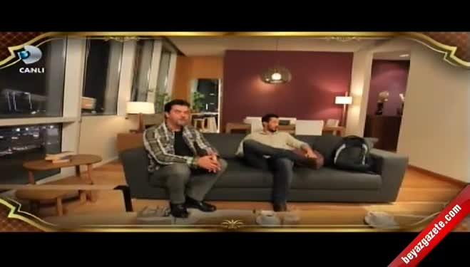 ziynet sali - Murat Boz'un skeci Beyaz Show'u salladı