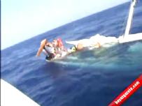 İstanbul Boğazı'nda tekne faciası!