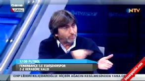 Rıdvan Dilmen Fenerbahçe Eskişehirspor Maçını Yorumladı: Penaltı Dersek Alay Ederler
