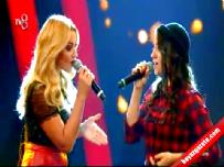 O Ses Türkiye'de Hadise'den müthiş performans