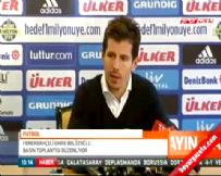 Fenerbahçe Kaptanı Emre Belözoğlu Basın Toplantısı Yaptı (05 Kasım 2014)