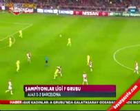 barcelona - Ajax Barcelona: 0-2 Maç Özeti ve Golleri (5 Kasım 2014)