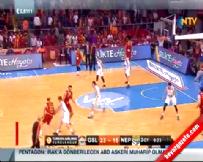 Galatasaray Liv Hospital Neptunas: 94-68 Basketbol Maç Özeti (07 Kasım 2014)