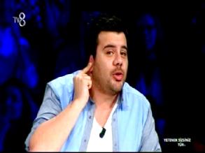 Yetenek Sizsiniz Türkiye'de Bayram Mutlu ve Jüri Üyeleri Mimiklerini Konuşturdu!
