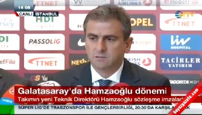 Hamza Hamzaoğlu'ndan Sneijder açıklaması