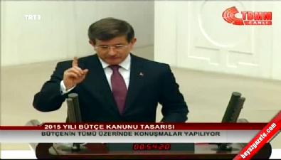 Davutoğlu: Grubuna sahip çık Kılıçdaroğlu