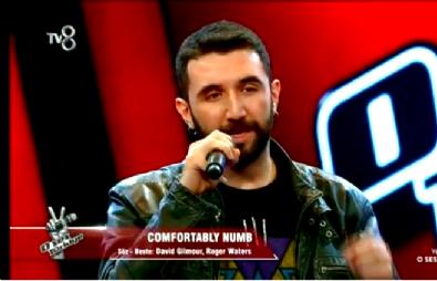 O Ses Türkiye / Serkan Soyak'tan 'Smoke On The Water' dinle&izle (9 Aralık 2014)