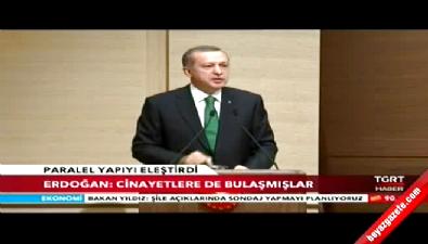 Erdoğan: Daha şaşırtıcı şeyler de duyacaksınız