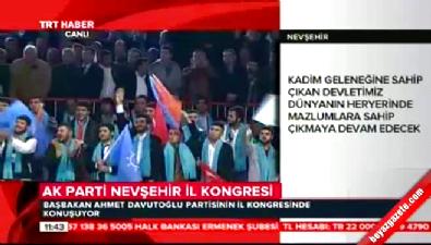 Başbakan Davutoğlu: Darbecisiniz demeye devam edeceğiz