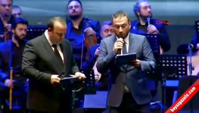 Yavuz Bingöl Şeb-i Arus'ta sahneye çıktı