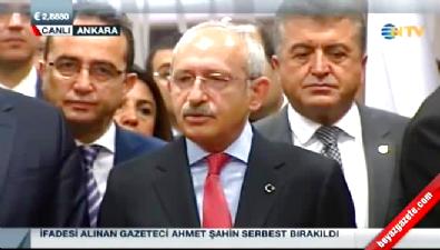 Kılıçdaroğlu operasyon ve Hülya Avşar hakkında konuştu
