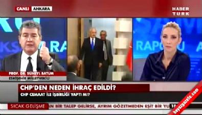 Süheyl Batum'dan CHP'lilere ağır eleştiri