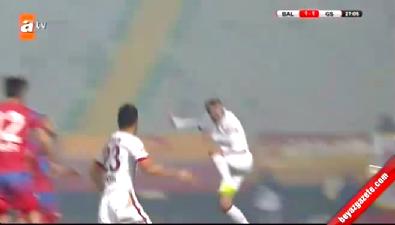 Balçova Yaşamspor 1-1 Galatasaray (GOL: Goran Pandev)