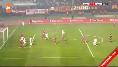 Balçova Yaşamspor 1-7 Galatasaray (GOL: Yekta)