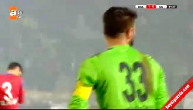 Balçova Yaşamspor 1-8 Galatasaray (GOL: Olcan Adın)