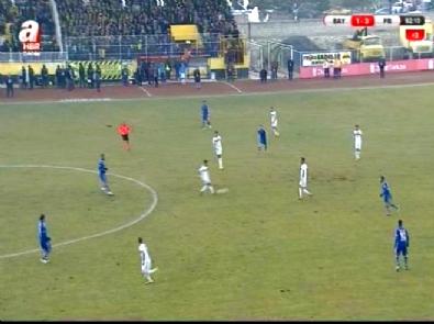 Bayburt İl Özel İdare Fenerbahçe: 1-3 Maç Özeti ve Golleri (Türkiye Kupası 16 Aralık 2014)