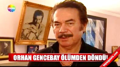 Boğulma Tehlikesi Geçiren Orhan Gencebay O Anları Anlattı!