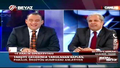 Mustafa Kaplan: Hapis yatmamızın sorumlusu Fethullah Gülen'dir