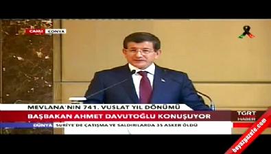 Başbakan Davutoğlu'ndan 17 Aralık mesajı