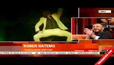 Burada Laf Çok - Rober Hatemo'dan sosyal medyada olay olan o pantolona açıklama