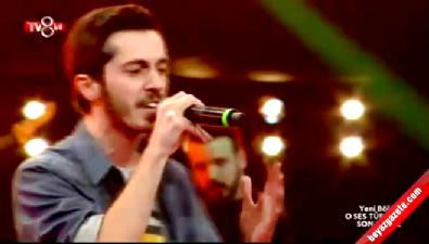 O Ses Türkiye'de rap rüzgarı