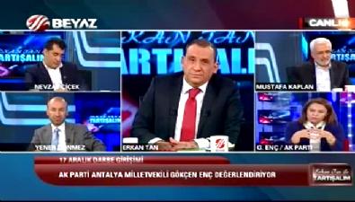 Gökcen Özdoğan Enç: CHP'liler şaklabanlık yapıyor