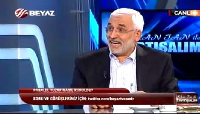 Mustafa Kaplan canlı yayında çileden çıktı Video