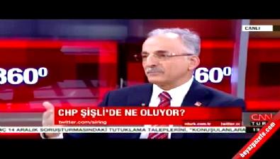 Murat Karayalçın, Şişli kriziyle ilgili renk vermedi