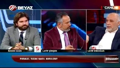 Latif Erdoğan: Fethullah Gülen'in çok kahpeliğini gördüm
