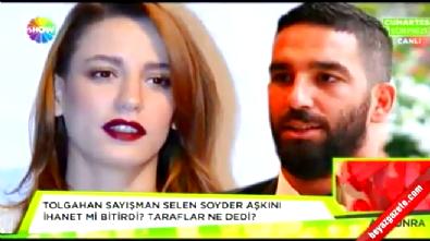 Çağatay Ulusoy'un Eski Aşkı Serenay Sarıkaya, Arda Turan Sorusuna Kızdı!