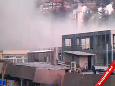 6 Katlı Bina Yıkıldı 1 Ölü (O Anlar Kamerada) İzle