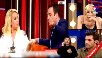 Okan Bayülgen, Tahir Sarıkaya ile dalga geçti Video