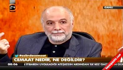 Latif Erdoğan: Fethullah Gülen peygamberle kendini özdeşleştirdi Haberi