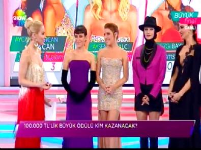 Bu Tarz Benim'in Finalisti Aycan-Nurcan Şencan Kardeşler Video