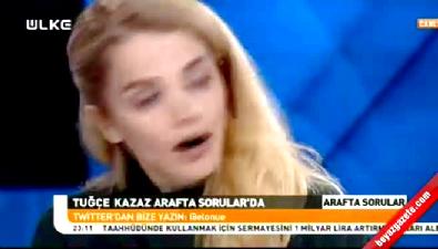 Tuğçe Kazaz: Eski Türkiye beni hiristiyan yaptı!