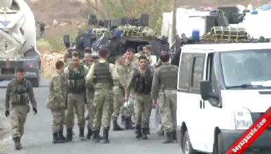 Diyarbakır'da MİT, jandarma ve polis ekiplerinden uyuşturucu operasyonu