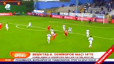 Beşiktaş Adana Demirspor Türkiye Kupası Maçı Hangi Kanalda?