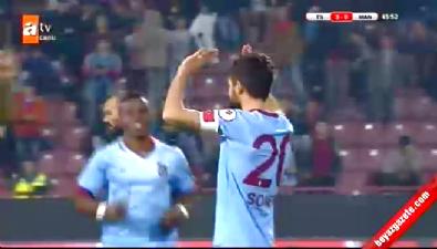 Trabzonspor: 9 Manisaspor:1 Maç Özeti ve Golleri (Türkiye Kupası 25 Aralık 2014)