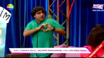 Güldür Güldür Show | Hekimim Programı Kalp Cerrahı Bilal ile şenlendi