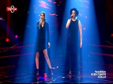 O Ses Türkiye İpek Kıran ve Hazal Hıdır'ın 'Girls Of Fire' Düellosu