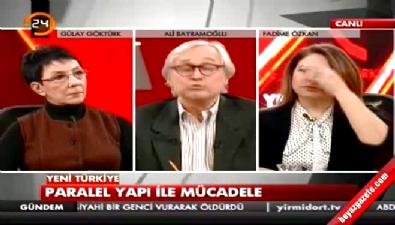 Ali Bayramoğlu'ndan cemaat iddiası