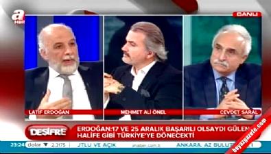 Latif Erdoğan:Türk okullarında CIA ajanı olarak çalıştılar