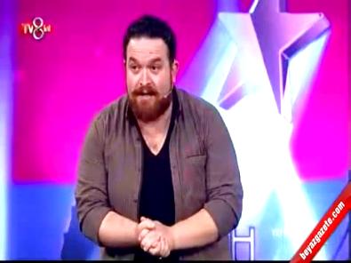 Yetenek Sizsiniz Türkiye - Eski İmam Selçuk Kızıldağ'ın Stand-Up! (28 Aralık 2014)