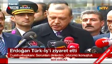 Erdoğan Bakanlar Kurulu'na başkanlık edecek