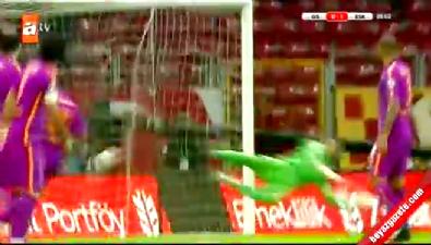 Ziraat Türkiye Kupası / Galatasaray: 4 Eskişehirspor: 2 maç sonucu