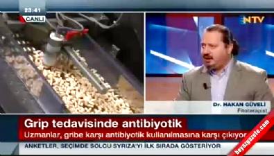 Dr. Hakan Güveli: Grip olunca gereksiz yere antibiyotik almayın