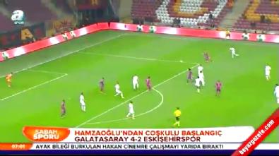 Galatasaray Eskişehirspor: 4-2 Türkiye Kupası Maç Özeti (3 Aralık 2014)