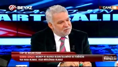 Osman Gökçek: Kılıçdaroğlu mezhebi nedeniyle Esad'a destek veriyor